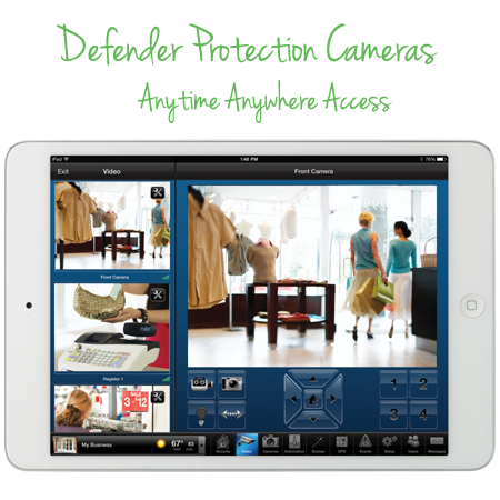 Defender Protection Anytime Anywhere Access