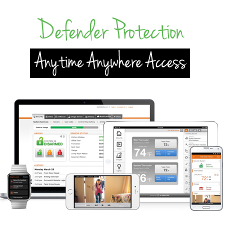 Defender Protection Home Alarm Systems