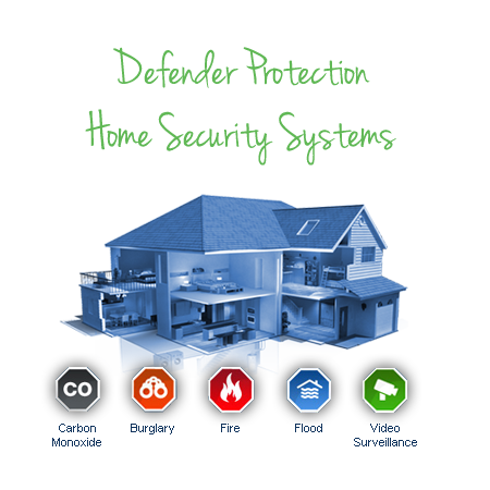 Defender Protection Home Security and Automation